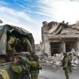 (Wikimedia Commons)  Město Aleppo Přijíždějíc hlouběji do předměstí Aleppa jsme byli svědky méně intenzivních škod. Na venek normálně vypadá...