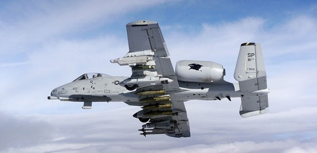 (foto – Wikipedia)  Navzdory slibům o nepoužívání zbraní s ochuzeným uranem při svých vojenských akcích v Sýrii americká vláda...