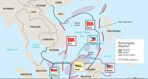 """Čínský admirál by chtěl kvůli Jihočínskému moři """"potopit dvě americké letadlové lodě"""""""