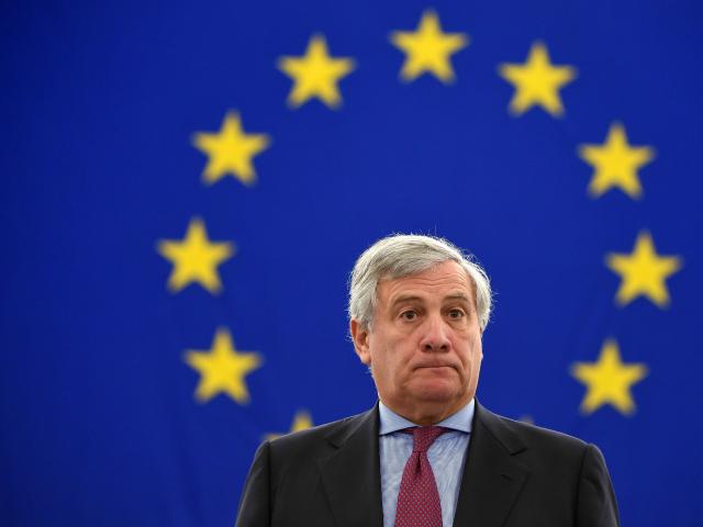 Předseda Europarlamentu se těší, že hrůza připravená Británii při odchodu z EU 'odstraší' ostatní