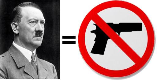 Všechny totalitní režimy zakazovaly držení zbraní občany a totalitáři v tom pokračují