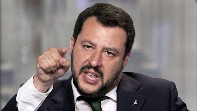 Jediný extremismus, který stojí za pozornost, je ten islámský, tvrdí Matteo Salvini