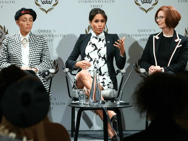 'Cítím embryonické kopání feminismu' – Meghan se těší na královské feministické děťátko