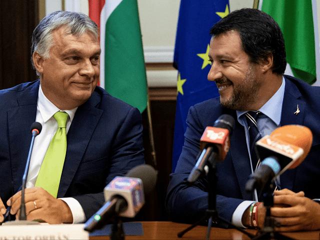 Salvini pořádá konferenci ke sjednocení až 20 různých evropských populistických stran