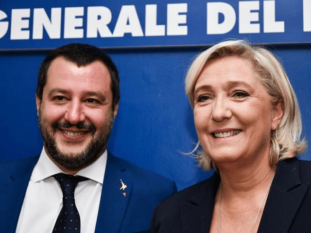 Spolu s populistou Salvinim budeme moci konečně skutečné změny v Evropě dosáhnout, jásá Le Pen