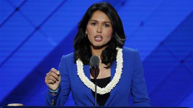 Havajská demokratka Tulsi Gabbard říká, že bude v roce 2020 kandidovat na prezidenta