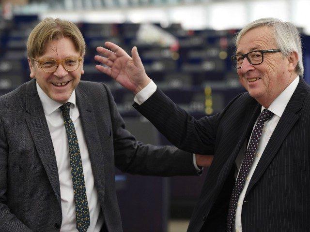 EU podpořila finanční tresty národům, které odmítají progresivní hodnoty
