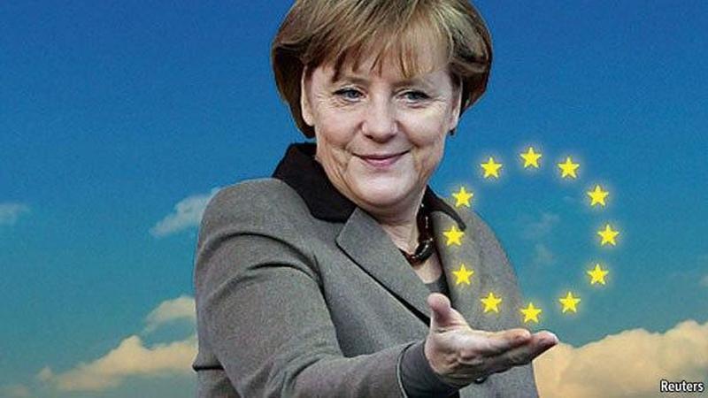 Německá mrtvá ekonomika kráčí jako zombí dál
