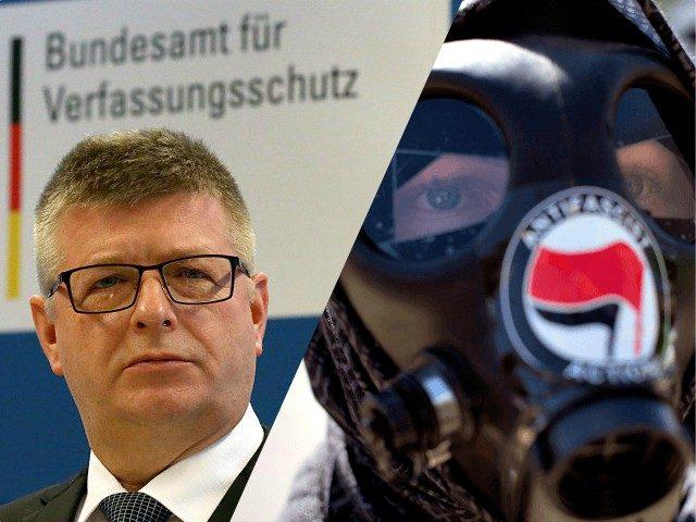 Německé zpravodajství využívá 'výzkum' prováděný Antifa k potlačování populistů