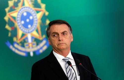"""Nový brazilský prezident slibuje, jak bude """"potírat marxistickou havěť"""""""