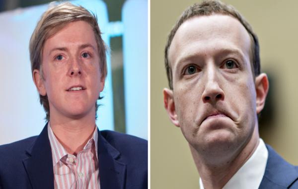 Spoluzakladatel Facebooku říká, že nastal čas tohoto mamuta sociálních médií rozbít