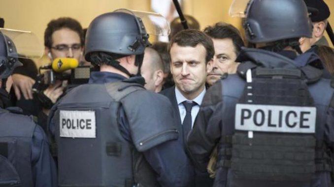 Macron slibuje kriminalizovat kritiku Izraele jako 'nenávistnou mluvu'