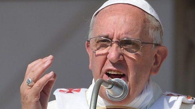Papež František: Křesťané musí zavrhnout suverenitu a vyznávat globalismus