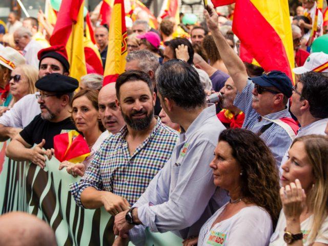 Volební úřad Španělska zakázal populistům z proti-migrační strany účast na televizních debatách