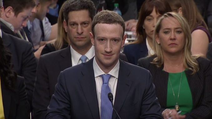 Do roku 2019 si Mark Zuckerberg předsevzal na Facebooku více cenzurovat konzervativce